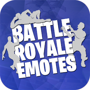 BATTLE ROYALE EMOTES Online PC (Windows / MAC)