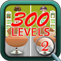 Game Find the differences 300 levels APK for Kindle