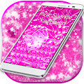 Download Pink Sparkles Keyboard APK for Android Kitkat