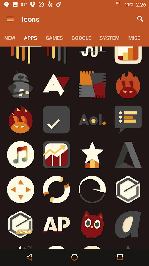 Saturate - Free Icon Pack Screenshot 19
