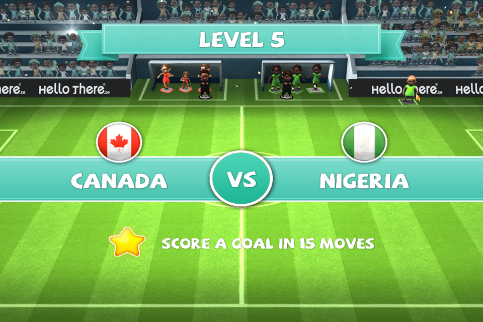Find a Way Soccer: Women's Cup Screenshot 3