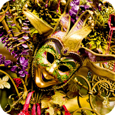 Carnival Mask Live Wallpaper