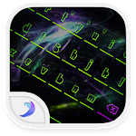 Emoji Keyboard-Neon Light 1.2 Apk
