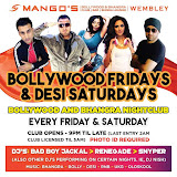 bhangra night out london