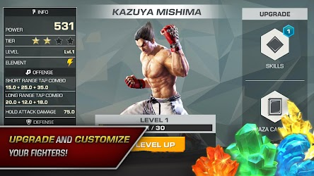 Download TEKKEN™ APK 6