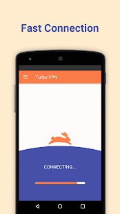 1 Turbo VPN – Unlimited Free VPN App screenshot
