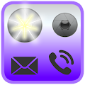 Download Flash On Call (SMS Alerts) APK on PC