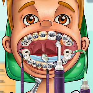 Dentist games for kids For PC (Windows & MAC)