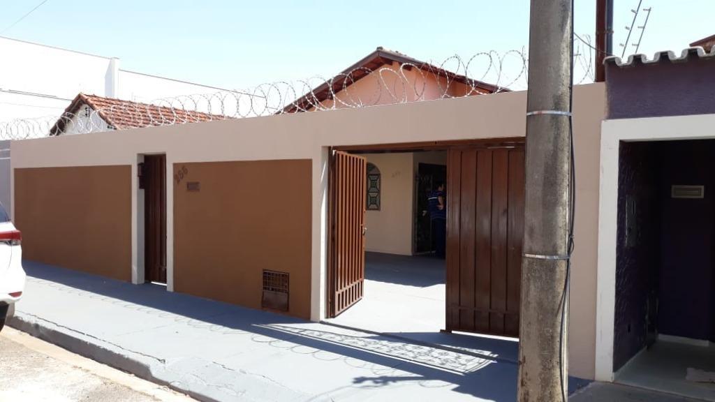 Casa com 3 dormitórios à venda, 213 m² por R$ 350.000,00 - Parque São Geraldo - Uberaba/MG