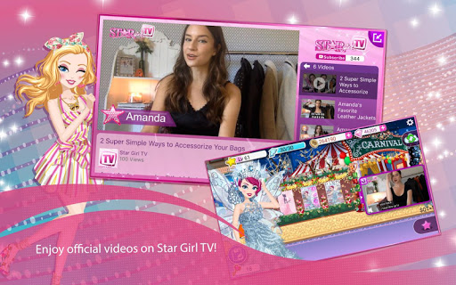 Star Girl: Princess Gala For PC