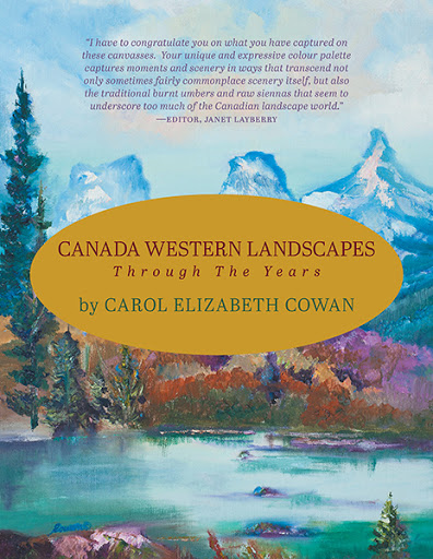 Canada Western Landscapes cover