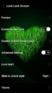 Love Lock Screen for pc