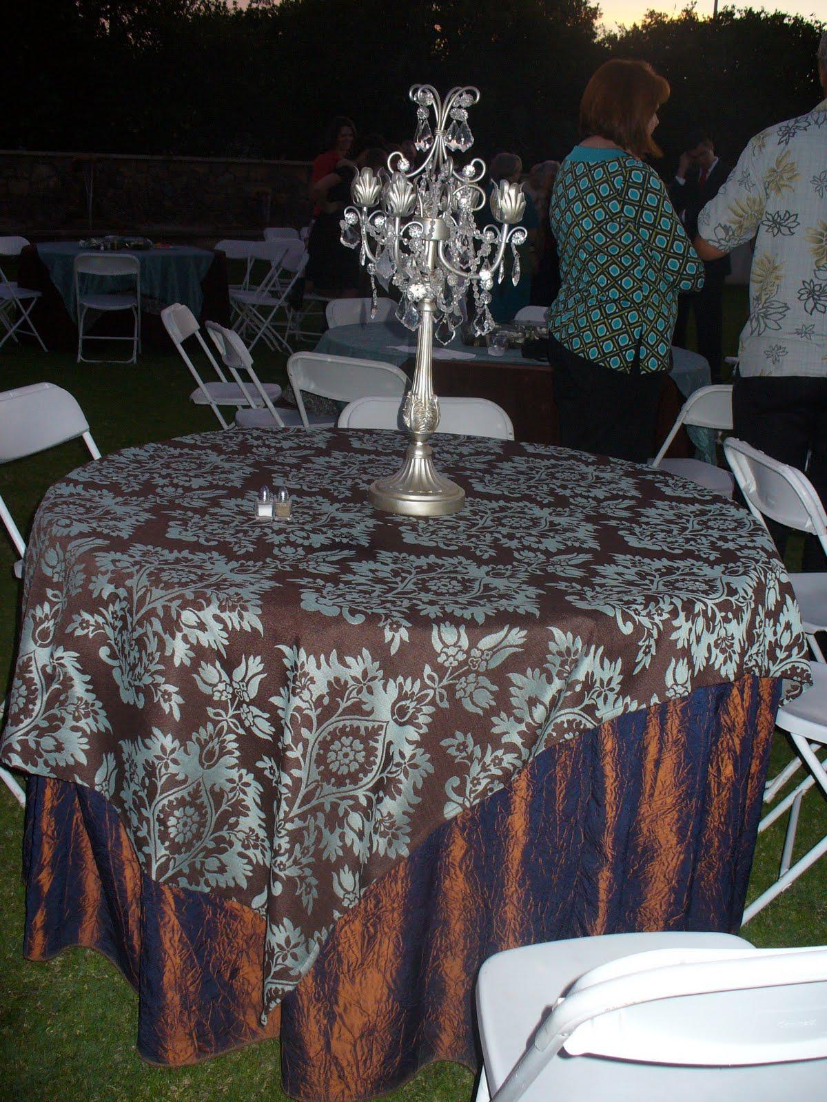 unique outdoor fall wedding ideas/reception ideas?