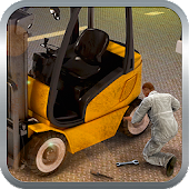 Game Road Builder Mechanic Workshop APK for Kindle