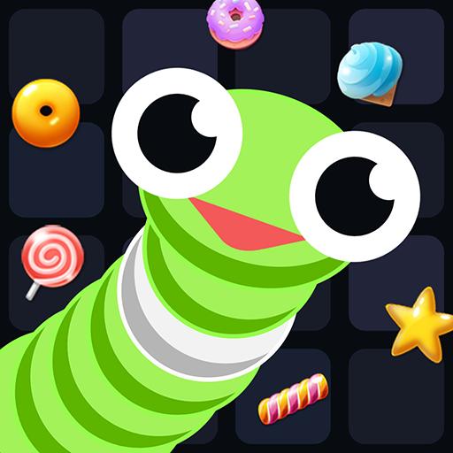 Snake IO Happy (game)