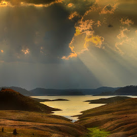 by Sourav Tripathi - Landscapes Prairies, Meadows & Fields