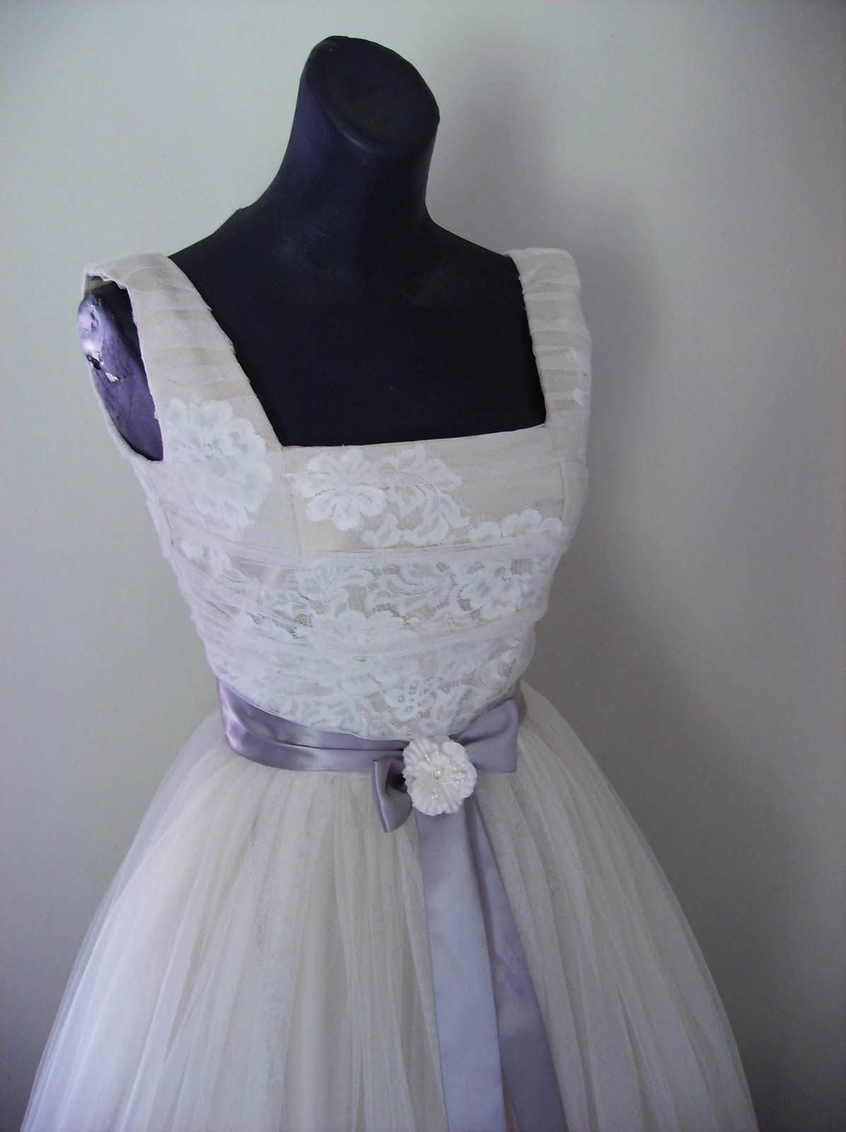 1950s Wedding Dress Find the