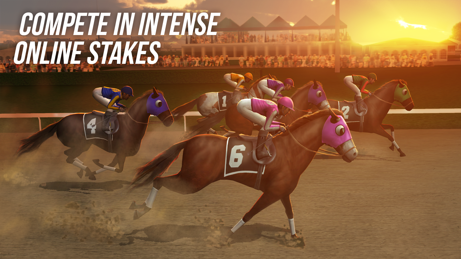 Photo Finish Horse Racing Screenshot 1