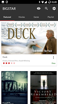 Free Movies & TV APK screenshot thumbnail 2