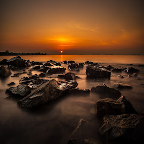 Tranquility by Edward Adios - Landscapes Waterscapes ( singapore )