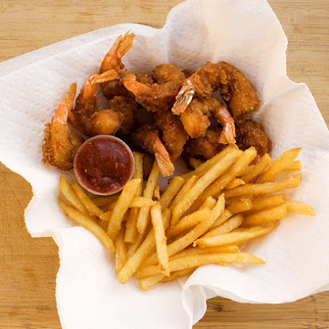 Chicken Fried Shrimp