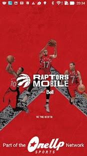 Raptors Mobile - screenshot