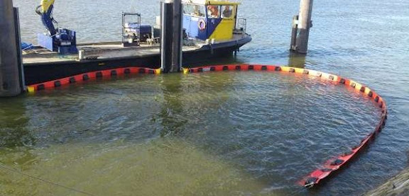 Oil Spill Cleanup Equipment