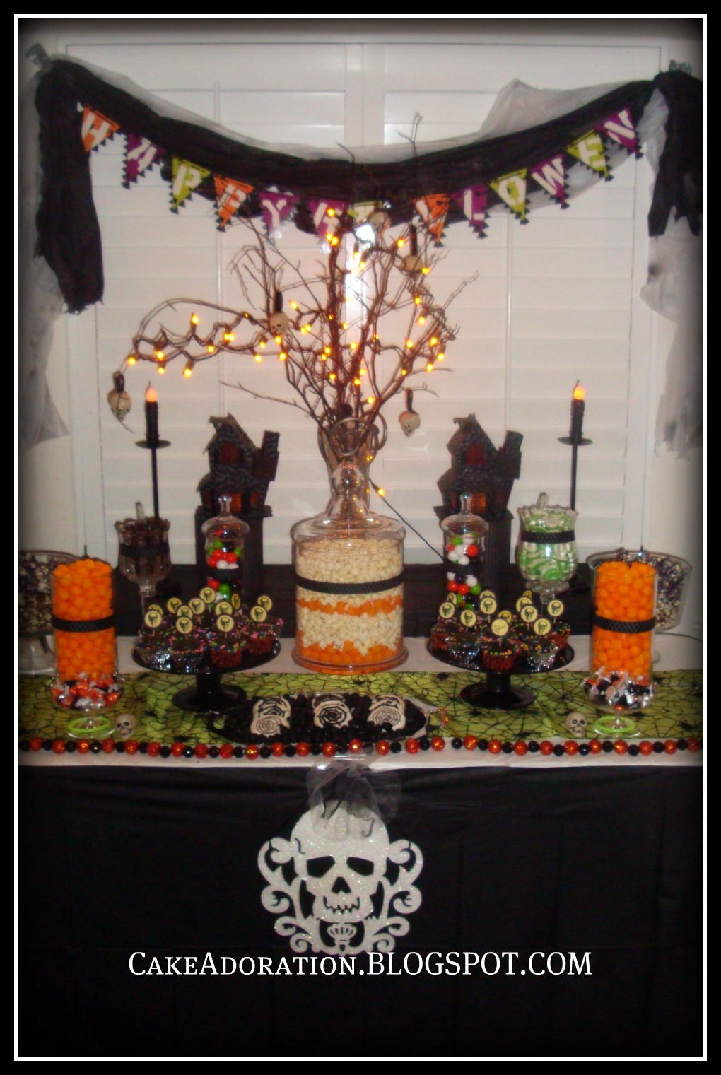 candy tables, wedding