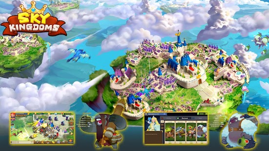Sky Kingdoms - Castle Siege for pc