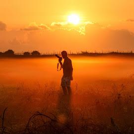 D  R  E  A  M  Y      L  A  N D by Basil Xavier Simon - Landscapes Sunsets & Sunrises