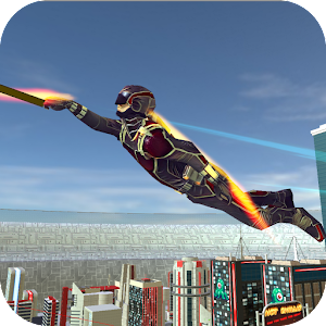 Amazing Hero: Man Of Justice APK Cracked Download