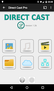 Direct Cast Pro- screenshot thumbnail