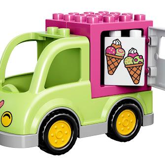 Фургон с мороженым