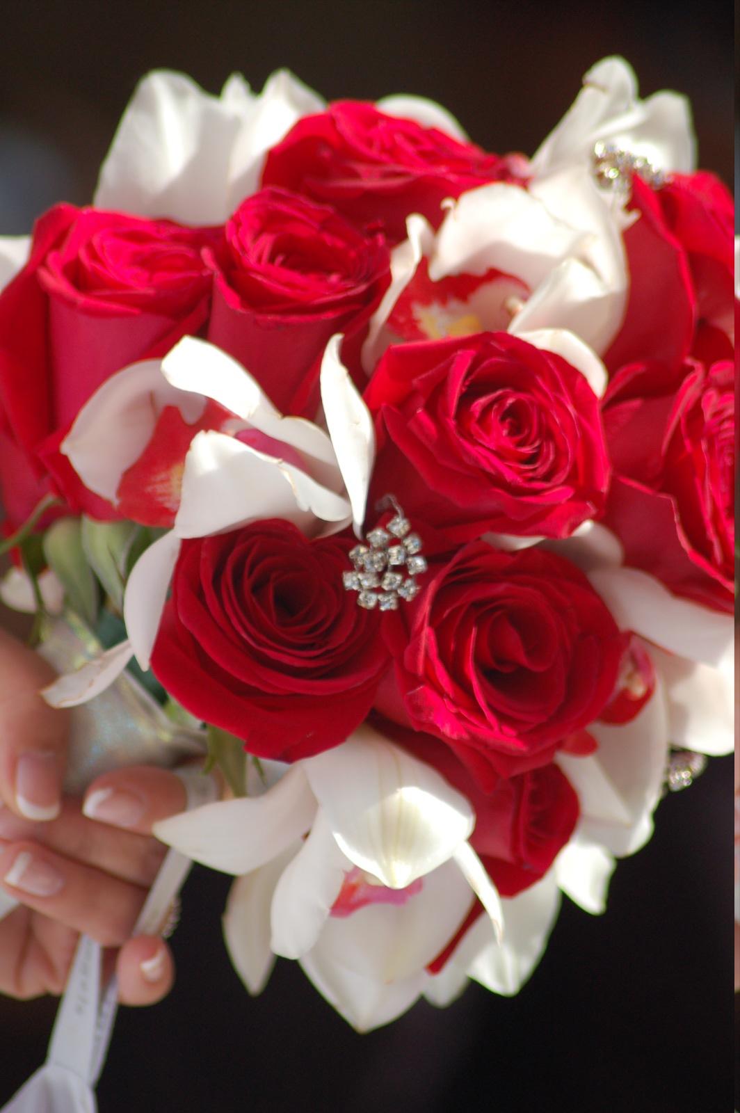 Dress up your Wedding Bouquet