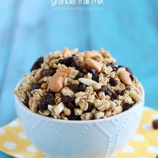 Quick & Easy Granola Trail Mix