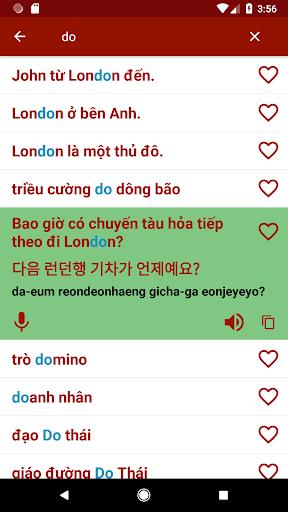 Học tiếng Hàn miễn phí Offline screenshot 4