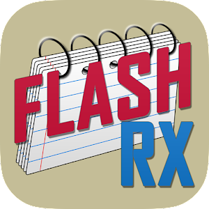 FlashRX - Top 250 Drugs For PC (Windows & MAC)