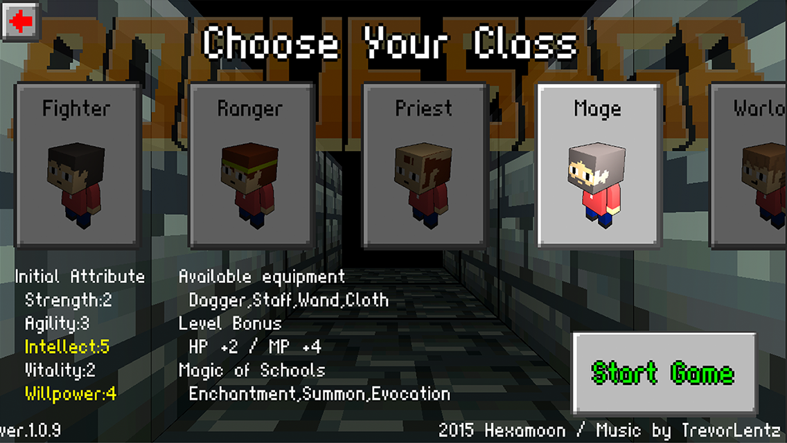 Rogue Saga Screenshot 1