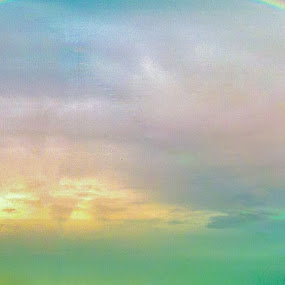 Panorama Rainbow by Shashank Shekhar - Instagram & Mobile Other ( n900 )