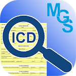 ICD-10 Diagnoseschlüssel(Free) Icon