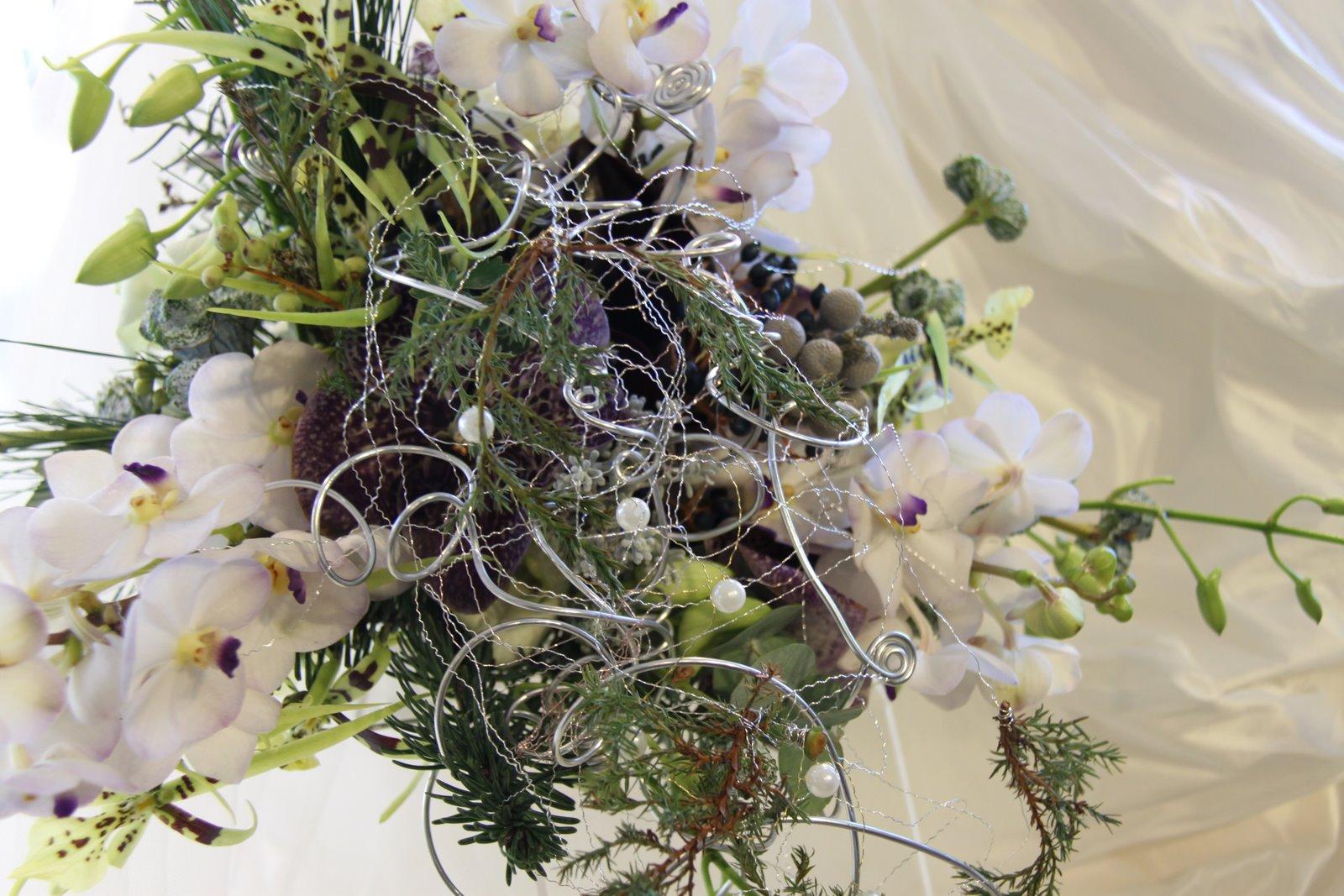 wedding bouquet,