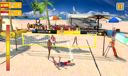 Free Download Beach Volleyball 3D APK for Samsung