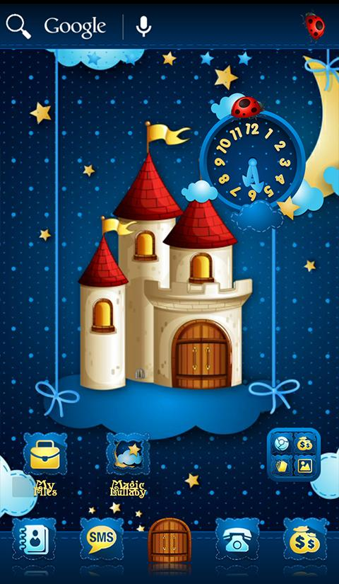 TSF NEXT MAGIC LULLABY THEME Screenshot 3