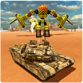APK Game Tank Vs Robots: Real Tank War for iOS