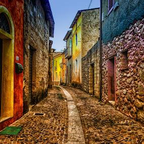 street colors by Antonello Madau - Instagram & Mobile iPhone