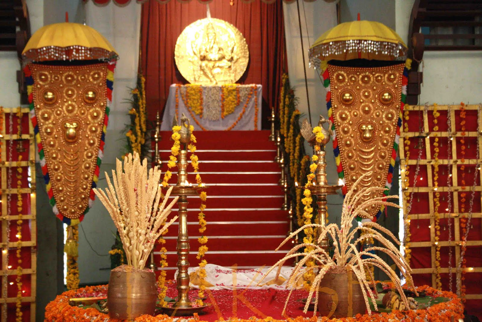 Timika S Blog Indian Wedding Centerpieces