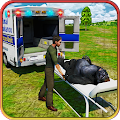Free Download City Zoo Animals Rescue Truck APK for Samsung