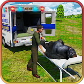 City Zoo Animals Rescue Truck APK for Ubuntu