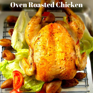 Marinated Whole Chicken Oven Recipes