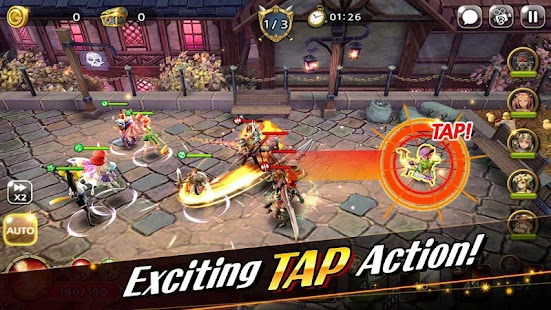 Guardian Soul 1.1.1 (Mod) Apk + Data